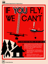 DRONE, RADIO ISSUES HAMPER ID WILDFIRE OPERATIONS