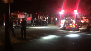 DCFD Fire Apparatus Crash Into Each Other Responding To Working Fire, 8 Firefighters Injured