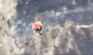 VIDEO: CALIF. FIREFIGHTER AIRLIFTED AFTER ROCK-FALL INJURY