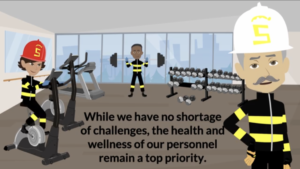 NEW FIREFIGHTER SURVIVE & THRIVE VIDEO