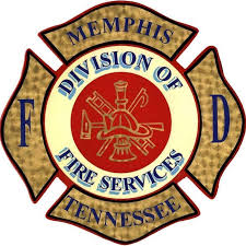MEMPHIS, TN FIREFIGHTER INJURED AT APARTMENT FIRE