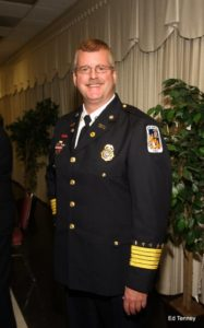 FUNERAL DETAILS FOR FIRE CHIEF JIM SEAVEY, MARYLAND, DC & IAFC VCOS