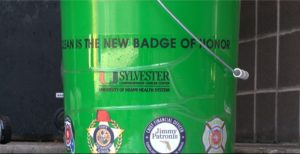 FLA. FIREFIGHTERS GET CANCER DECON KITS WITH STATE GRANT