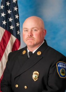 FIREFIGHTER KILLED IN THE LINE OF DUTY, 2 OTHER FIREFIGHTERS SERIOUS AFTER BEING STRUCK ON VIRGINIA INTERSTATE