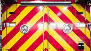 FCC FINES MAN FOR IMPERSONATING FIREFIGHTER