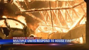 MAN OPENS FIRE ON OR FIREFIGHTERS AT HOUSE FIRE – KILLS HIMSELF