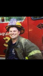 46 Year Old DETROIT FIREFIGHTER LINE OF DUTY DEATH-MEDICAL EMERGENCY
