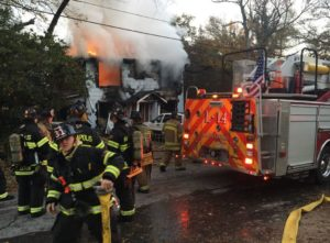 3 FIREFIGHTERS INJURED, CIVILIAN KILLED IN NC HOUSE FIRE & EXPLOSION