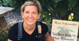 FIREFIGHTER OPENS UP ON SUICIDE AFTER HER OWN ATTEMPTS, BROTHER'S SUICIDE