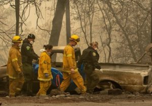 CALIF. FIREFIGHTERS UNDERSTAFFED, OVERWORKED, GREATER RISK OF MENTAL, PHYSICAL PROBLEMS