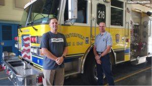 VA. FIRE DEPARTMENT EXPANDS MENTAL HEALTH RESOURCES