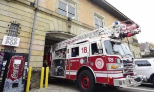 SYNAGOGUE SHOOTING VICTIM NAMED HONORARY PITTSBURGH FIREFIGHTER