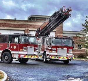 LACK OF SITUATIONAL AWARENESS AND TRAINING LEAD TO MAINE LADDER TRUCK IN WIRES
