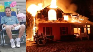 2 LONG ISLAND FIREFIGHTERS INJURED AT FATAL HOUSE FIRE
