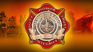 FIREFIGHTER INJURED AT LAS VEGAS VACANT HOTEL FIRE