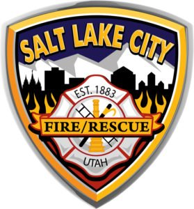 UTAH FIREFIGHTER UNINJURED AFTER MAYDAY