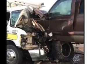 SUSPECTED DUI DRIVER HITS AMBULANCE HEAD ON, KILLS MEDIC, PATIENT