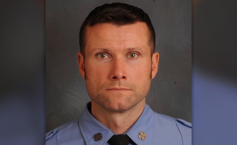 Report Released In Fdny Firefighter Michael Davidson S Death